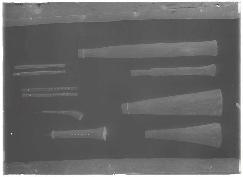 Instruments de musique landais de Félix Arnaudin (Titre attribué)_0