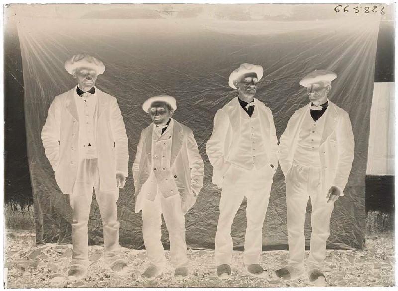 Groupe: Manciet père et fils, Basque, Dulac (il est noté 'Dulor' et non 'Dulac' dans les 2 registres d'inventaire)_0