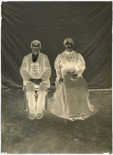 Lucien Dulas et sa femme_0