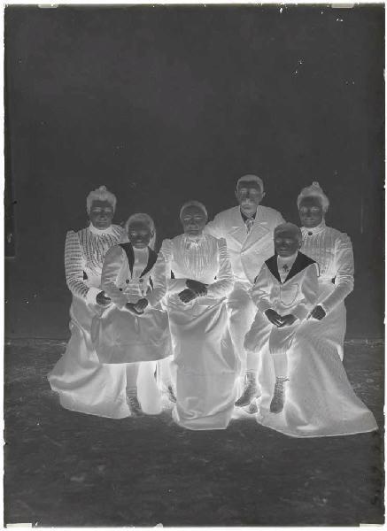 ARNAUDIN Félix (photographe) : Famille Méaule