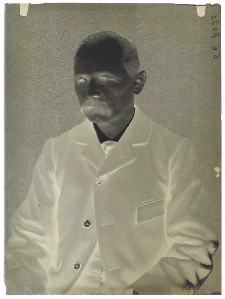 ARNAUDIN Félix (photographe) : Autoportrait de Félix Arnaudin