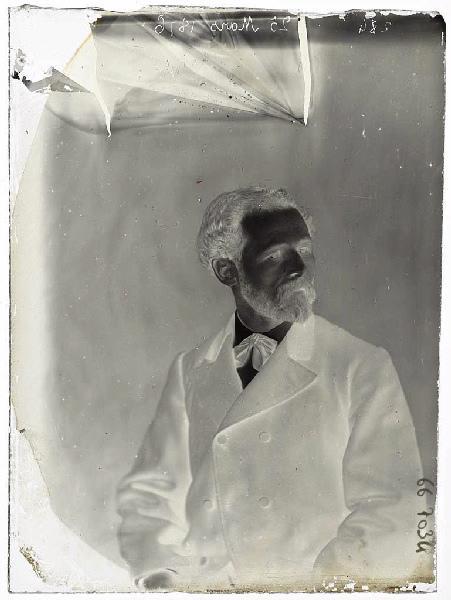 ARNAUDIN Félix (photographe) : Autoportrait