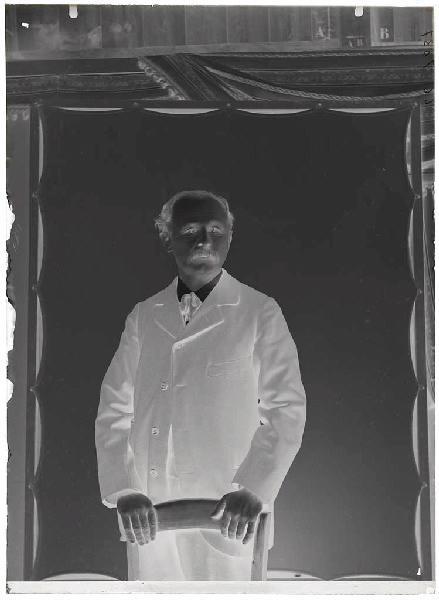 Autoportrait de Félix Arnaudin_0