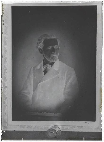Reproduction du portrait de Félix Arnaudin_0
