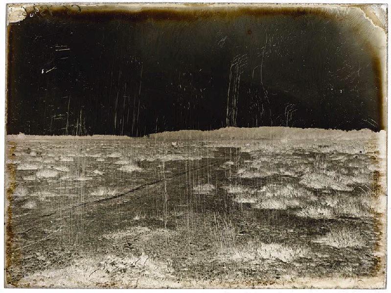 ARNAUDIN Félix (photographe) : Chemin Vert (Voir clichés n° 66.27.2968 et 66.27.3031)