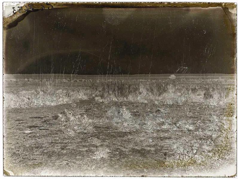 Lande - La Mouleyre (Forme un ensemble panoramique: cliché n° 66.27.3139 à 66.27.3142)_0