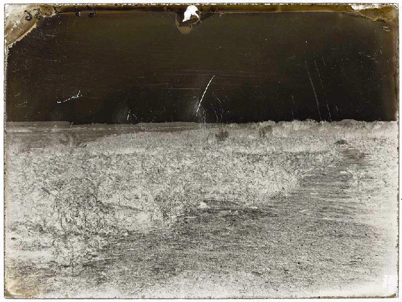Lande - La Mouleyre (Forme un ensemble panoramique: cliché n° 66.27.3139 à 66.27.3142 Voir cliché n° 66.27.3140)_0