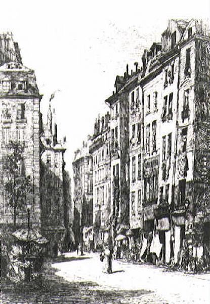 Maison dite de Molière, rue de la Tonnellerie_0