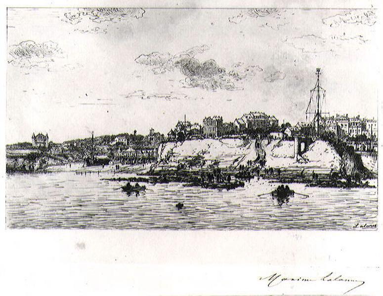Port de La Plataine à Royan_0