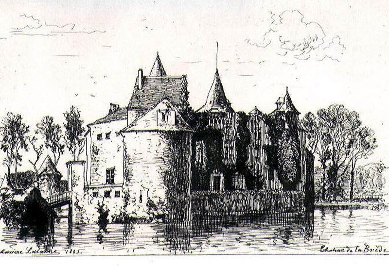 Château de la Brède_0