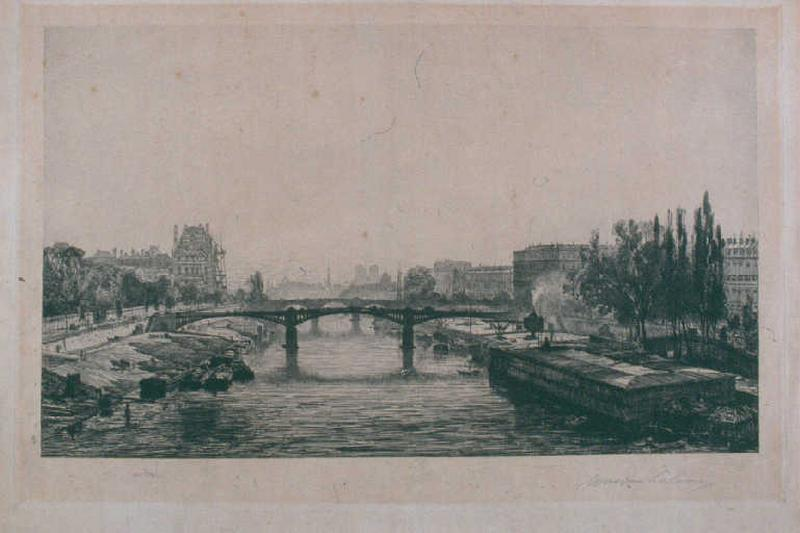 Paris. Vue prise de la Concorde_0