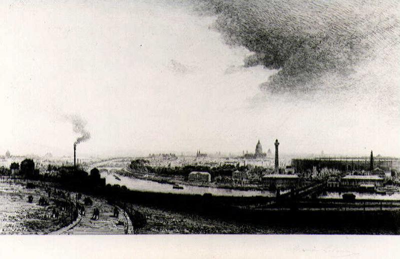 Paris. Vue prise du Trocadero. Exposition Universelle de 1867_0