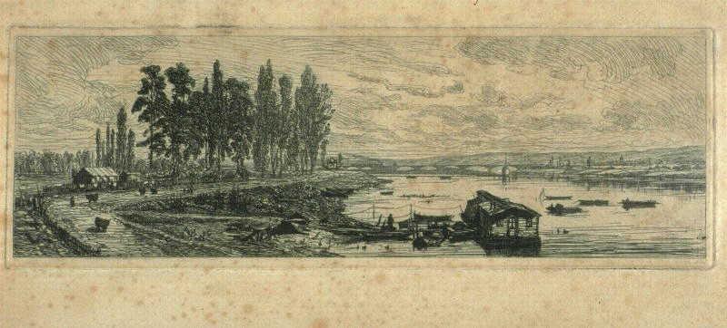 La Seine à Bezons_0