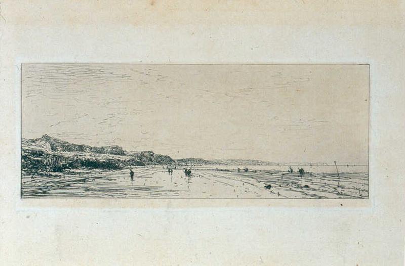 Plage d'Houlgate (Calvados)_0