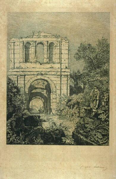 Ruines du Palais Gallien_0