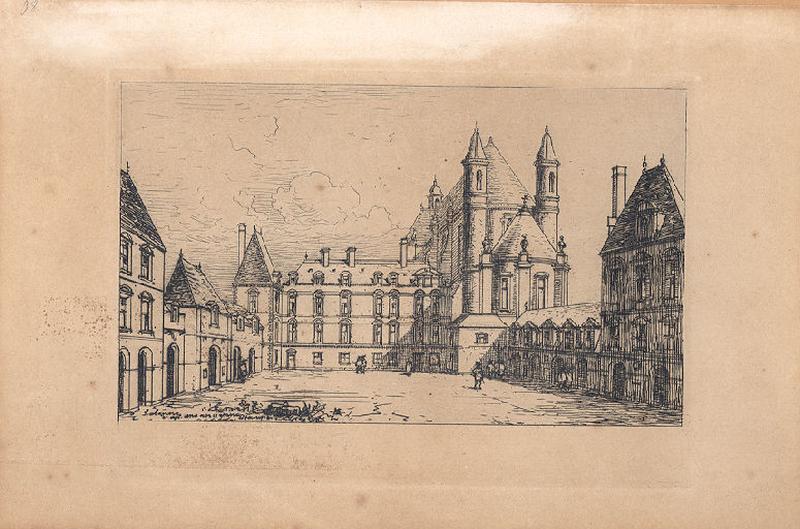 Le grand couvent de l'Oratoire