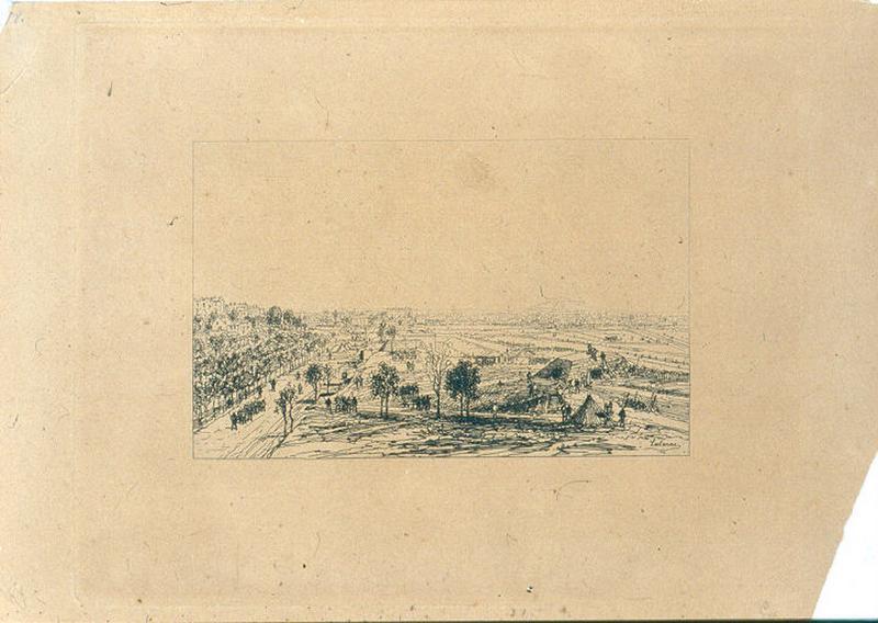 Bastion 49. Un aspect des fortifications_0