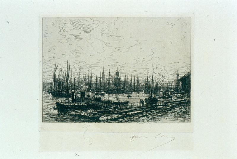 Le port de Bordeaux_0