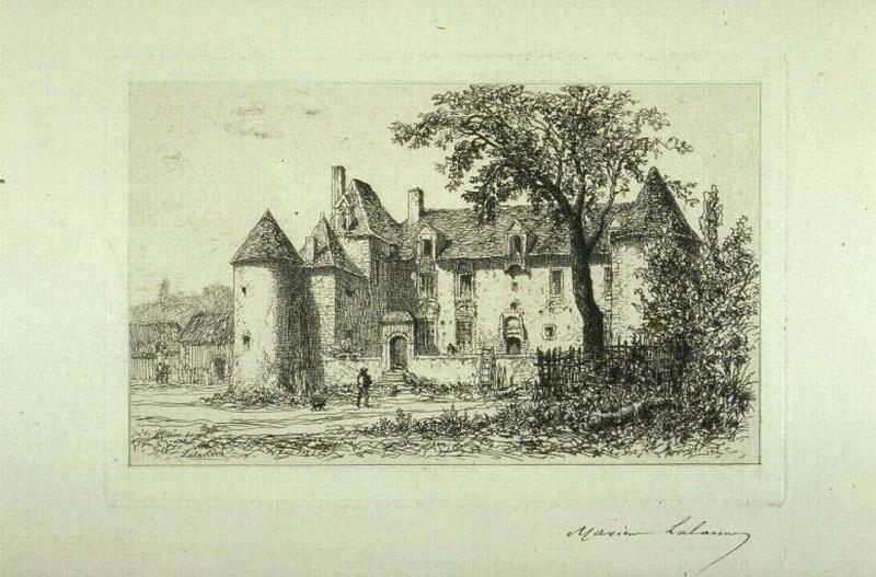Château de Sérilly_0