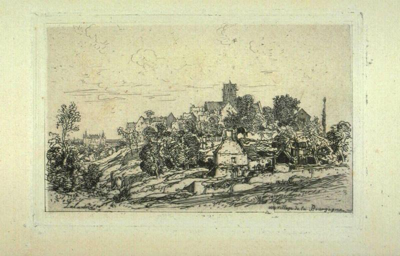Un village de Bourgogne_0