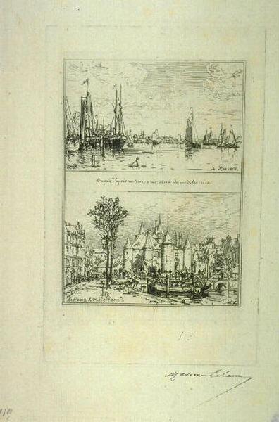 A Anvers ; Le Hoog à Amsterdam_0