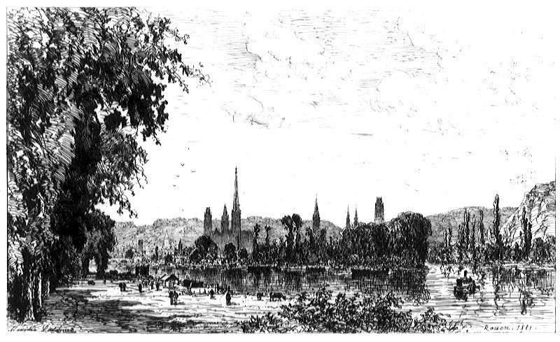 Le cours de la Seine