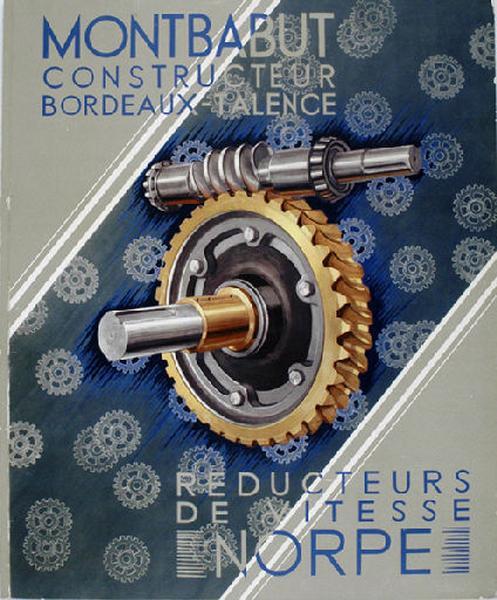 Publicité pour le constructeur Montbabut_0
