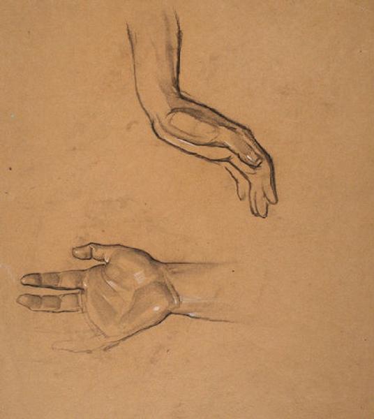Etudes de mains_0