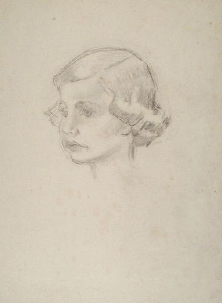 Portrait d'Anne-Marie Bégaud dite Nanette_0