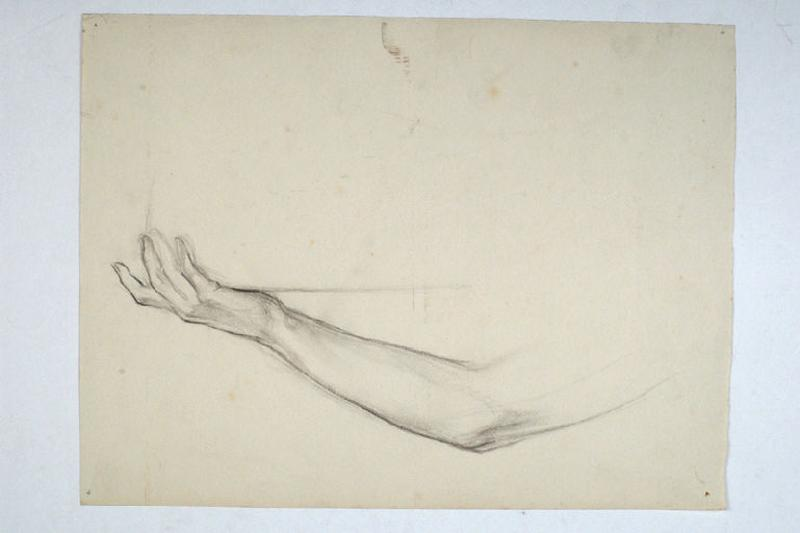 Etude de bras féminin_0
