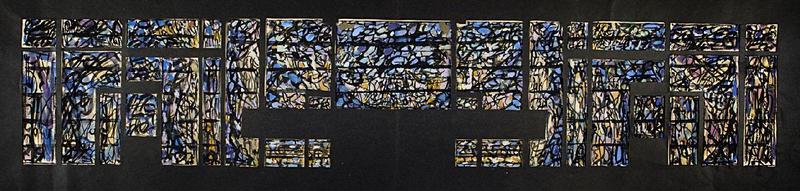 Projet pour un vitrail destiné à Strasbourg_0
