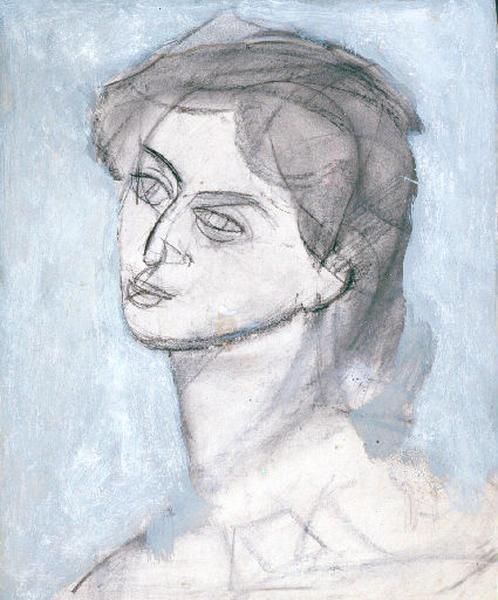 Portrait de femme_0