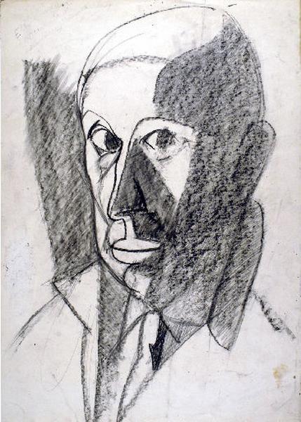 Portrait d'homme en buste_0