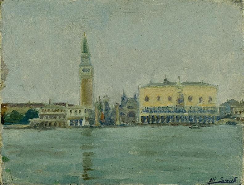 Venise matin brumeux_0