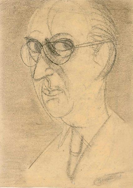 Autoportrait aux lunettes_0