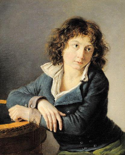 Portrait du peintre Louis Thomassin_0