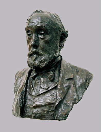 Buste d'Edgar Degas_0