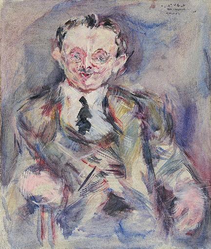 Portrait du Docteur Lucien Cornet_0
