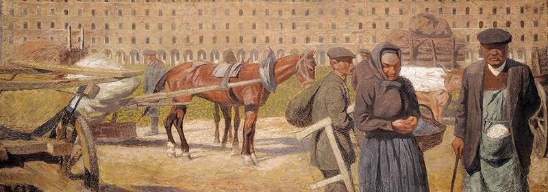 Marché au bois, place de Verdun (2)_0