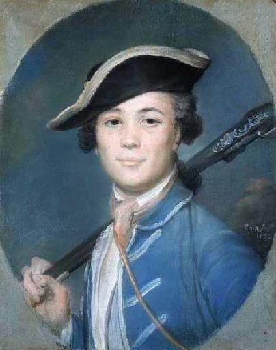 Portrait du Marquis de Candau
