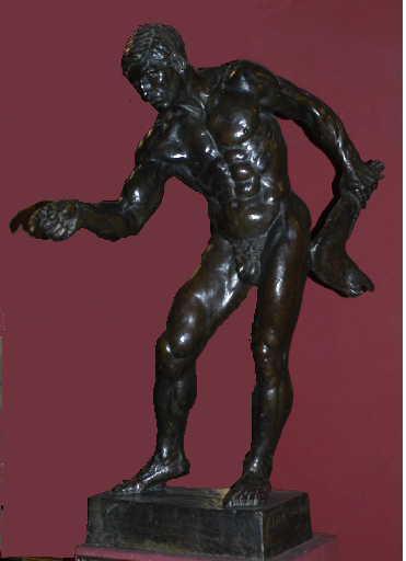 LUPPE Gaston de : Samson et les Philistins
