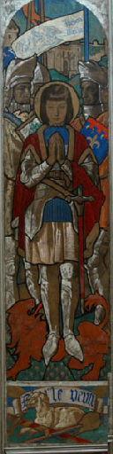 Jeanne d'Arc chef de guerre