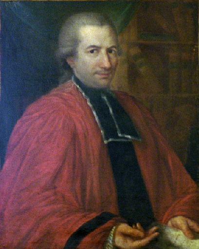 Portrait de Jean-François de Mourot