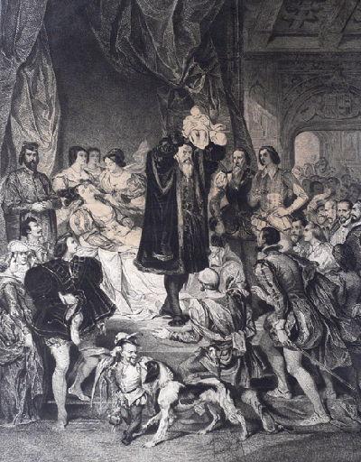 La Naissance d'Henri IV (titre factice)_0