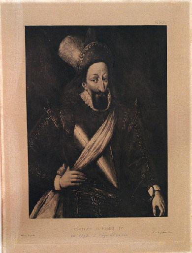 Portrait d'Henri IV_0