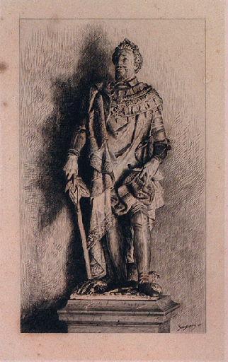 Statue d'Henri IV (titre factice)_0