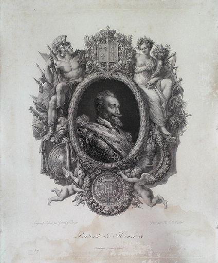 Portrait de Henri IV_0