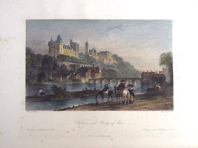 Château and Bridge of Pau_0