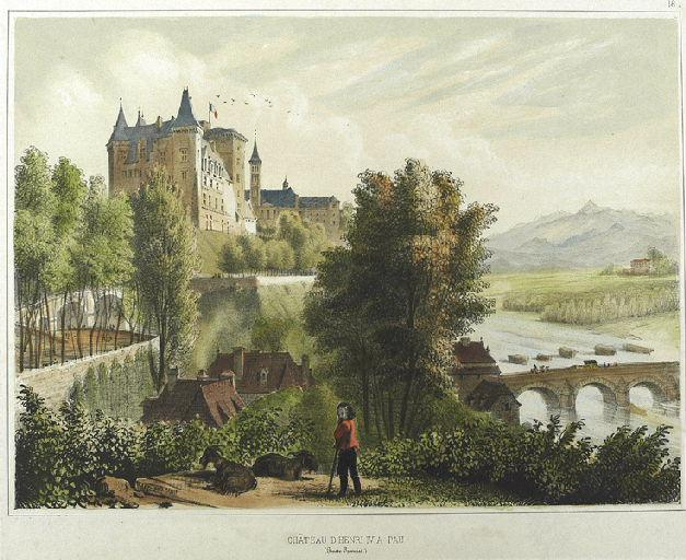 Château d' Henri IV à Pau