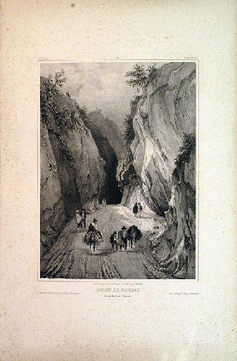 Gorge de Hourat, route des Eaux Chaudes_0